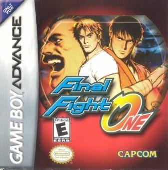 Final Fight One - GBA Games