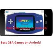 GBA Games on Android