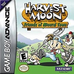 Harvest Moon -GBA Games