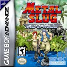 Metal Slug Advance - GBA Games